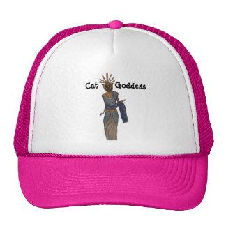 Diosa del gato gorra