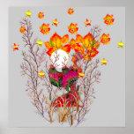 Diosa del invierno poster