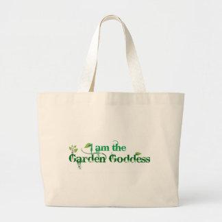Diosa del jardín bolsas de mano