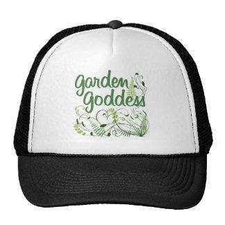 Diosa del jardín gorra