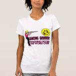 Diosa del juego camiseta
