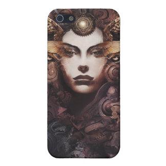 Diosa del polvo iPhone 5 carcasas