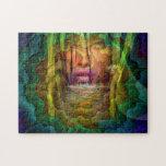 Diosa del río rompecabeza con fotos