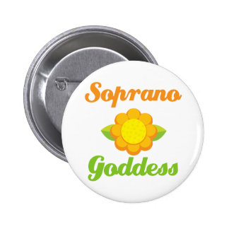 Diosa del soprano pin
