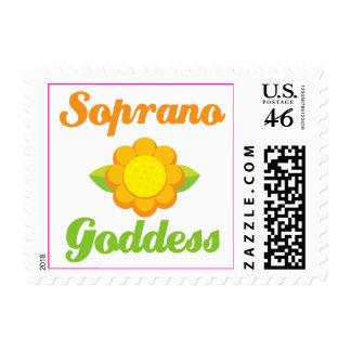 Diosa del soprano