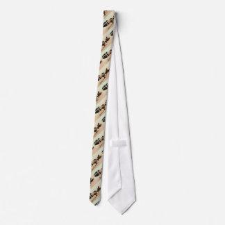 Diosa egipcia Bastet Corbatas Personalizadas