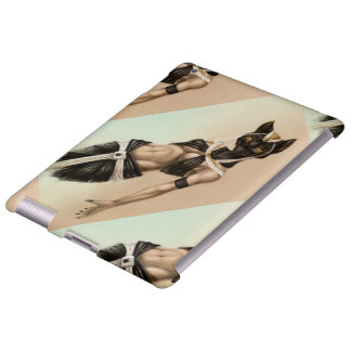 Diosa egipcia Bastet Funda Para iPad