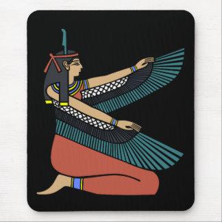 Diosa egipcia Mousepad de Ma'at