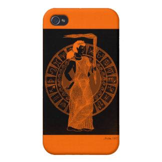 Diosa griega iPhone 4 cobertura