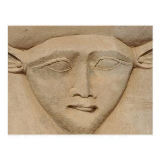 Diosa Hathor Postal