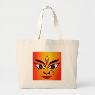 Diosa hindú Durga Bolsas De Mano