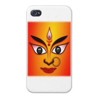 Diosa hindú Durga iPhone 4 Fundas