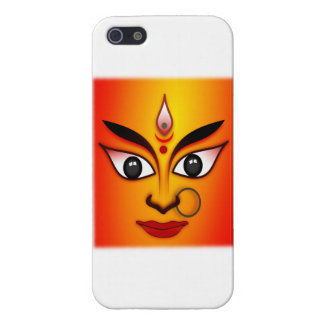Diosa hindú Durga iPhone 5 Carcasa