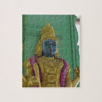 Diosa hindú puzzle