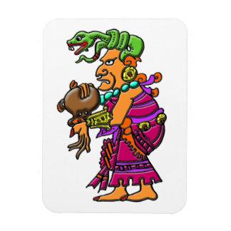 Diosa maya IX Chel Imanes De Vinilo