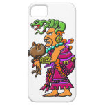 Diosa maya IX Chel iPhone 5 Cárcasas