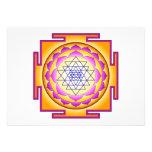 Diosa Shri Lalitha Tripura Sundari de Sri Chakra Anuncios Personalizados