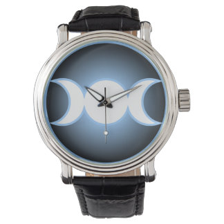 Diosa triple reloj