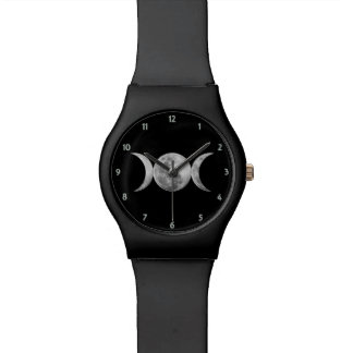 Diosa triple relojes de pulsera
