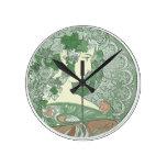 Diosa verde de la hiedra reloj