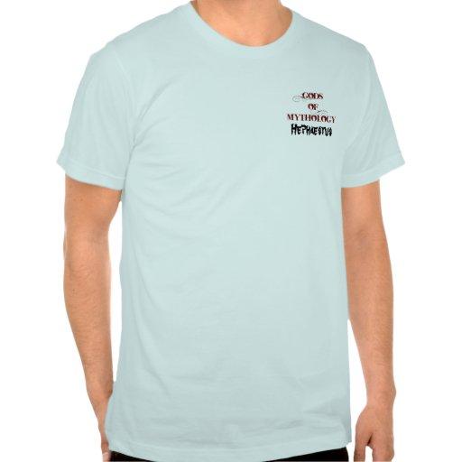 Dioses de la mitología - Hephaestus Camisetas