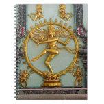 Dioses hindúes, Shiva Cuadernos