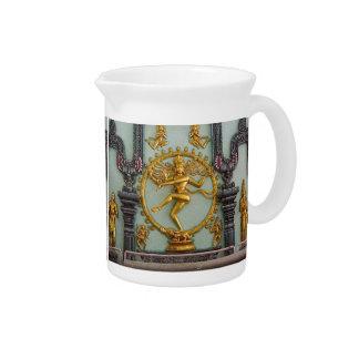 Dioses hindúes Shiva Jarras Para Bebida