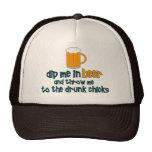 Dip Me In Beer ....... Trucker Hats