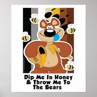 Dip Me In Honey Poster