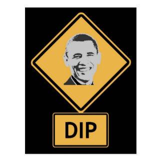 dip postcard