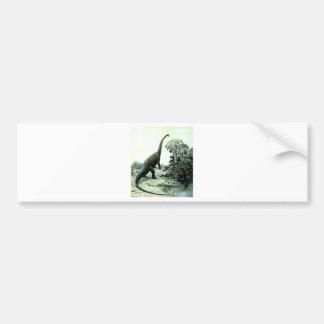 diplodocus-1 car bumper sticker