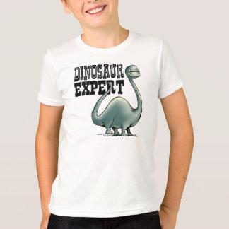 Diplodocus Dinosaur Expert T-Shirt