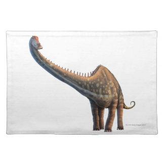 Diplodocus Placemat