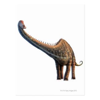 Diplodocus Postcards