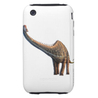Diplodocus Tough iPhone 3 Case