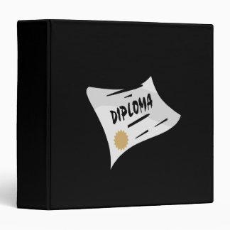 "Diploma 3 carpeta 1 1/2"""
