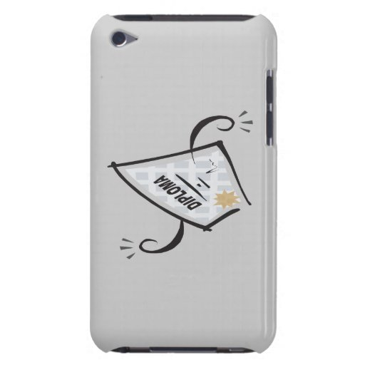 Diploma 5 iPod touch Case-Mate protectores