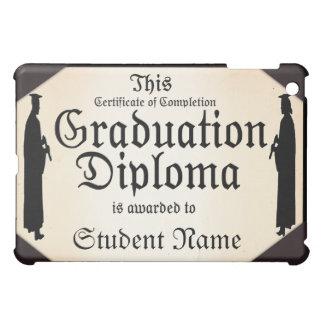 Diploma alto derecho graduado