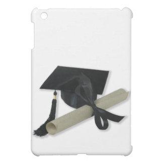 Diploma and Graduation Cap ( Mortar Board ) iPad Mini Cases