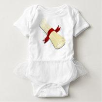 Diploma Baby Bodysuit