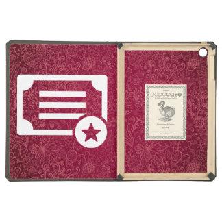 Diploma Certifies Symbol iPad Air Case