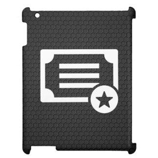 Diploma Certifies Symbol iPad Covers