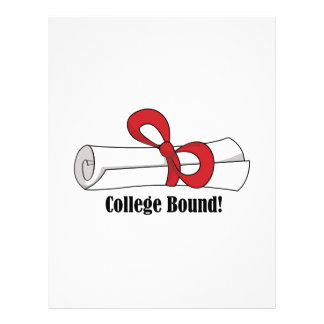 Diploma_CollegeBound Custom Letterhead
