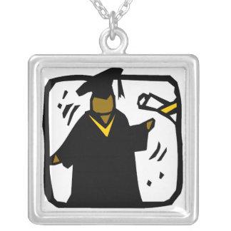 Diploma de recepción graduado (1) grimpola personalizada