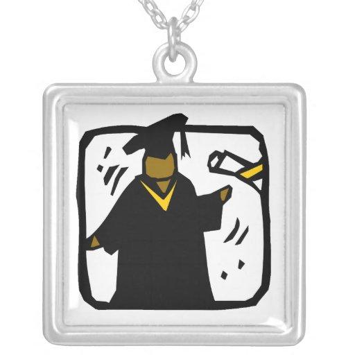 Diploma de recepción graduado (1) grímpola