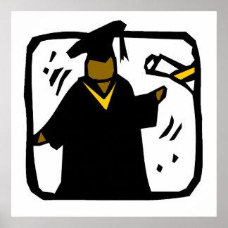 Diploma de recepción graduado (1) impresiones