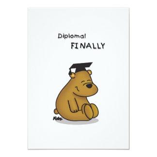 Diploma - FINALLY