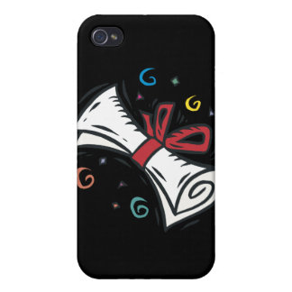 Diploma iPhone 4 Cover