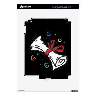 Diploma iPad 3 Decals