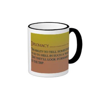 Diplomacy Coffee Mug